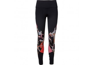 Under Armour Rush print color block leggings