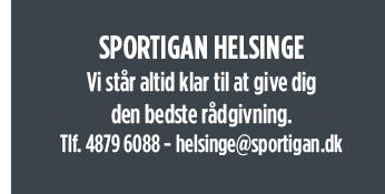 Sportigan Helsinge kontakt