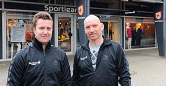 Sportigan Helsinge forretning